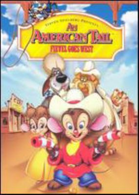 Cover image for An American tail. Fievel goes west [videorecording (DVD)]