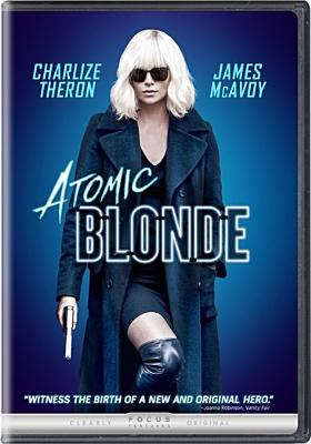 Cover image for Atomic Blonde [videorecording (DVD)]