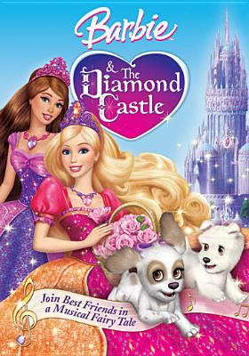 Cover image for Barbie & the Diamond Castle [videorecording (DVD)]