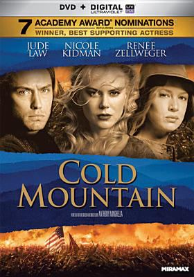 Cover image for Cold mountain [videorecording (DVD)]