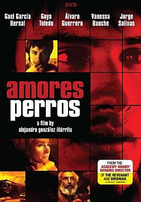 Cover image for Amores perros [videorecording (DVD)]