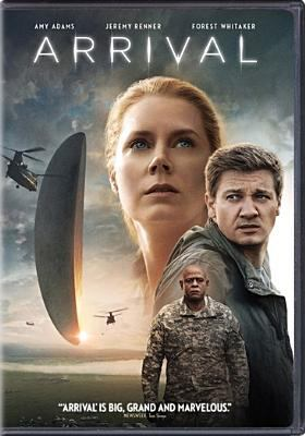 Cover image for Arrival [videorecording (DVD)]