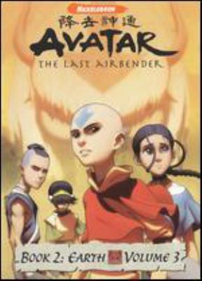 Cover image for Avatar, the last airbender. Earth, Book 2, Volume 3 [videorecording (DVD)]