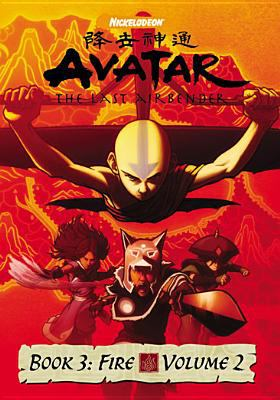 Cover image for Avatar, the last airbender. Book three, Fire. Volume 2 [videorecordingn (DVD)]