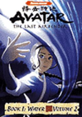 Cover image for Avatar, the last airbender. Water, Book 1, vol. 2 = [videorecording (DVD)] : [Jiang shi shen tong].