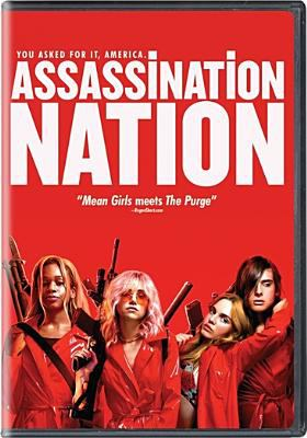 Cover image for Assassination nation [videorecording (DVD)]