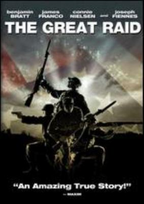 Cover image for The great raid [videorecording (DVD)]