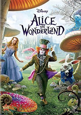 Cover image for Alice in Wonderland [videorecording (DVD)]