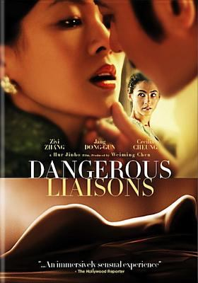 Cover image for Dangerous liaisons [videorecording (DVD)]