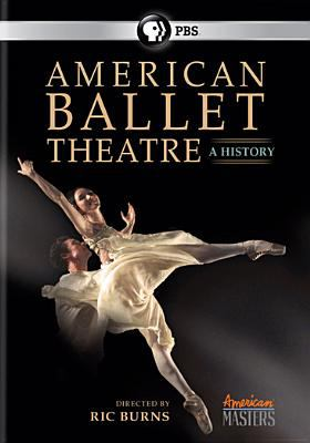 Cover image for American Ballet Theatre [videorecording (DVD)] : a history