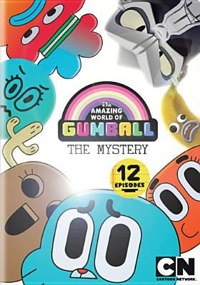 Cover image for Amazing world of Gumball. The mystery [videorecording (DVD)]
