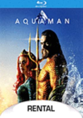 Cover image for Aquaman [videorecording (BLURAY)]