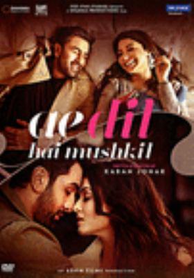 Cover image for Ae dil hai mushkil [videorecording (DVD)]