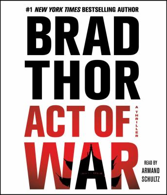 Cover image for Act of war [sound recording (CD)] : a thriller