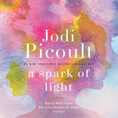 Cover image for A spark of light [sound recording (CD)] : a novel