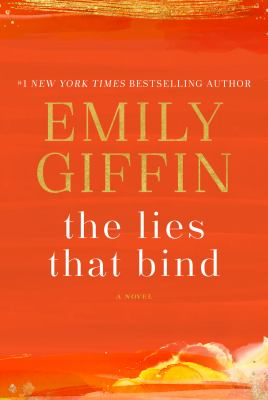 Cover image for LIES THAT BIND.