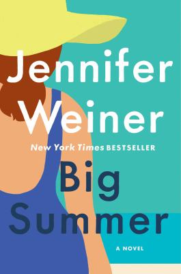 Cover image for BIG SUMMER.