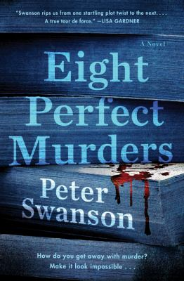 Cover image for Eight perfect murders :