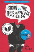 Simon vs. the Homo Sapiens Agenda by Becky Albertali