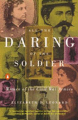 Cover image for All the daring of the soldier :