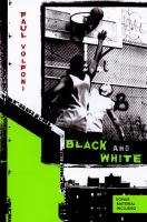 Cover image for Black and white