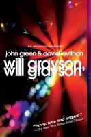 Cover image for Will Grayson, Will Grayson
