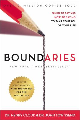 Cover image for Boundaries :