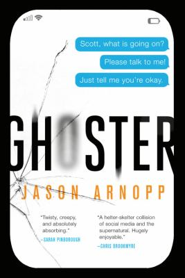 Cover image for Ghoster