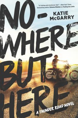 Cover image for No-where but here