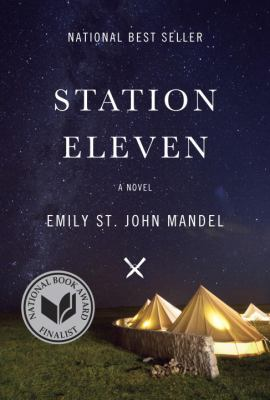 Cover image for Station eleven