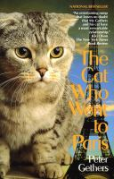 Cover of The Cat Who Went to Paris