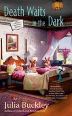 Cover image for Death waits in the dark