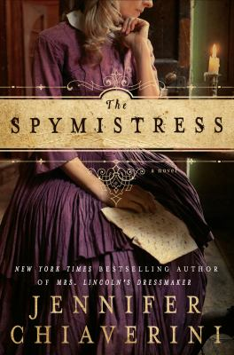 Cover image for The spymistress :