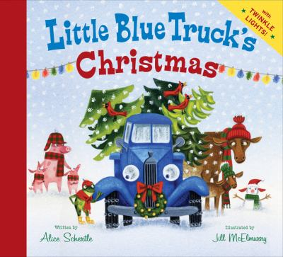 Cover image for Little Blue Truck's Christmas