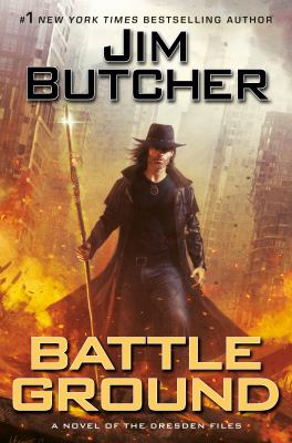 Cover image for Battle Ground