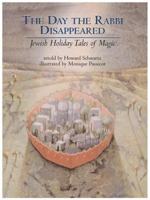 Cover of The Day the Rabbi Disappeared