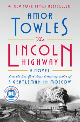 Cover image for The Lincoln Highway