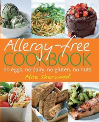 Cover image for Allergy-free cookbook
