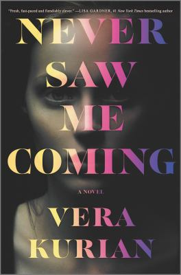 Cover image for Never Saw Me Coming (Original)