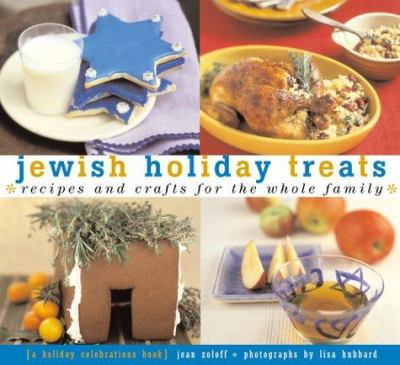 Cover of Jewish Holiday Treats