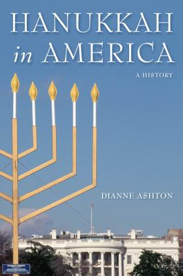 Cover of Hanukkah in America