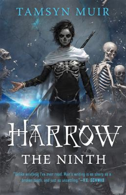 Cover image for Harrow the ninth