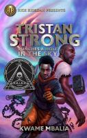 Cover image for Tristan Strong punches a hole in the sky