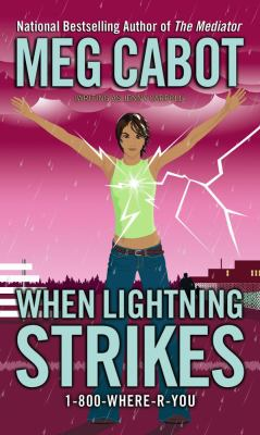 Cover image for When lightning strikes