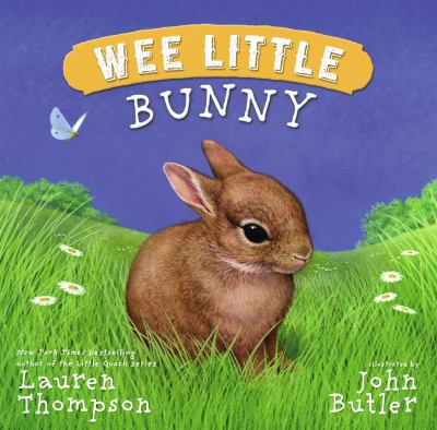 Cover image for Wee little bunny
