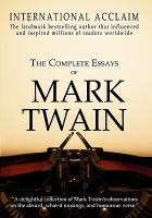 Cover of The Complete Essays of Mark Twain