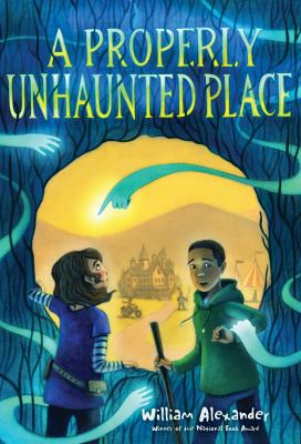 Cover image for A properly unhaunted place