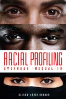 Cover image for Racial profiling