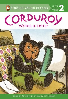 Cover image for Corduroy writes a letter