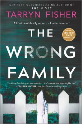 Cover image for The Wrong Family
